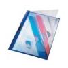 Leitz Clipsy Plus gyorslefűző, kék