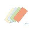 VICTORIA Karton elválasztócsíkok narancssárga 50db/csom