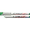 SCHNEIDER 221 S OHP alkoholmentes marker 0 4 mm zöld