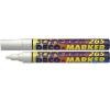 SCHNEIDER Folyékony kréta 265 fehér marker filctoll, marker