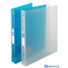 VIQUEL PropyGlass maxi PP gyűrűskönyv 4gy 35mm átlátszó