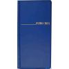 PANTA PLAST Névjegykártyatartó 96db-os PVC kék
