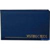 PANTA PLAST Névjegykártyatartó 24db-os PVC kék