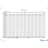 VICTORIA Jelenléti ív (1 hónap 10 fő) A/3 C.60-3