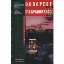 BUDAPEST + 34 TELEPÜLÉS ÉS LAKÓTELEPEK 1:20 000 térkép