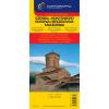 Cartographia Kft. Szerbia és Montenegro - Bosznia-Hercegovina - Macedónia autótérkép