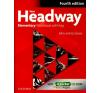 Liz Soars, John Soars NEW HEADWAY ELEMENTARY 4TH ED. WORKBOOK W/KEY & ICHECKER nyelvkönyv, szótár