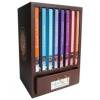 Véronique De Finance-Cordonnier Csokoládés édességek kiskönyvtára - 8 kötet díszdobozban