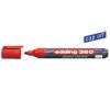EDDING 360 táblamarker, piros filctoll, marker