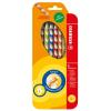 STABILO EasyColors színes ceruza, balkezes, 6 db/doboz