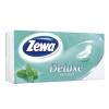 ZEWA Deluxe papír zsebkendő, menthol, 90 db