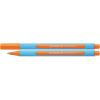 SCHNEIDER Slider Edge golyóstoll, XB, narancssárga, 0,7 mm