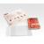 APLI Áttetsző könyvborító állítható széllel, 305x530 mm