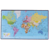VIQUEL Könyökalátét / Világtérkép