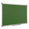 . Krétás tábla,zöld, nem mágneses 45 x 60 cm