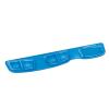 FELLOWES Health-V™ Crystals™ tenyértámasz billentyűzethez, kék