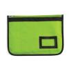 . Irattartó táska, zöld