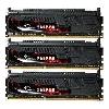 G.Skill F3-12800CL9T-12GBSR Sniper SR DDR3 RAM 12GB (3x4GB) Tri 1600Mhz CL9