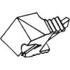 Sony Gyémánt hangszedő tű Sony ND 200/250 G