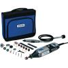 Dremel Mini Drill 4000-1/45Kézi fúrógép csiszológép marógép készlet flexibilis tengellyel