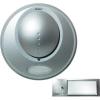 GEV GEV vezeték nélküli csengő (gong), 80 m, 433 MHz, ezüst, CGF 007079