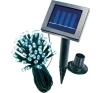 Napelemes fényfüzér, 48 db-os karácsonyfa izzósor
