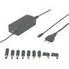 Voltcraft Notebook tápegység,  NPS-65 USB Voltcraft