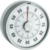 Conrad Konyhai időzítő, (? x Ma) 79 mm x 33 mm, fehér, TFA Puck