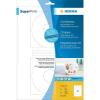 HERMA CD/DVD címke fehér standard 50db