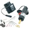 Conrad Hobby Drill 2000. 20 részes mini fúrógép, csiszológép készlet