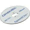 Dremel Dremel SC 456 SpeedClic 38 mm átmérőjű 12db-os fém vágótárcsa készlet