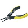 Toolcraft ESD elektronikai kerekcsőrű fogó