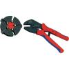 Knipex Krimpelő fogó gyorscsere tárral, MultiCrimp 973301