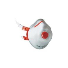 Ekastu Sekur EKASTU SAFETY Sekur Mandil FFP3 szűrőosztályos, kilégző szeleppel ellátott 5db-os porvédő maszk, légzésvédő maszk készlet mérgező részecskék kiszűrésére