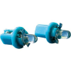 Conrad Eufab LED-es műszerfallámpa, 12V, B8,5d, kék, 1 pár