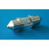 Conrad Eufab LED-es szofita izzó, 12V, 10x31 mm, kék