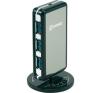 Conrad 3 portos álló USB 3.0 hub hálózati adapterrel, Conrad hub és switch
