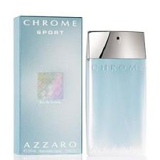 Azzaro Chrome Sport EDT 100 ml parfüm és kölni