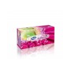 ZEWA dobozos papírzsebkendő, 3 rétegű, 90 db, Soft&Strong