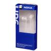 Nokia Fülhallgató (3,5mm jack) SZTEREO FEHÉR, HP-6, gyári Nokia