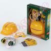 Klein Toys Bosch 4 részes munkavédelmi szett
