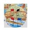 Stiefel Eurocart Kft. Tűzőzászló tűzhető térképekhez