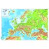 Stiefel Eurocart Kft. Európa domborzata térkép könyöklő
