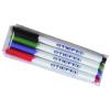 Stiefel Eurocart Kft. Filctollkészlet  (piros, kék, zöld, fekete)