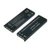 WPOWER Casio NP-50, NP-50DBA akkumulátor (900mAh)