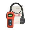 Kutyubazar.hu U480 kézi autódiagnosztikai interfész OBD2 OBD 2 Multiprotokoll hibakódolvasó