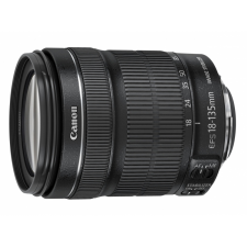 Canon EF-S 18-135 mm f/3.5-5.6 IS STM objektív