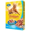 Friskies Friskies Lazac+tonhal+zöldség 300g