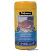 FELLOWES Virashield Multi Surface Cleaning Wipes felülettisztító kendő, 75 db/csom