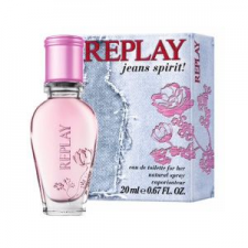 Replay Jeans Spirit! For Her EDT 20 ml parfüm és kölni